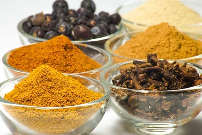 el curry y sus propiedades