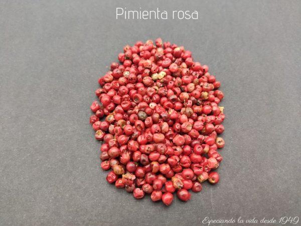 pimienta rosa